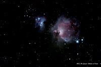 M042 - The Great Nebula in Orion