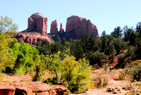 Cathedral Rock Spires