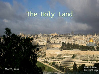 Holy Land Crestview